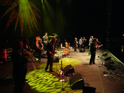 Bellowhead Warnersound